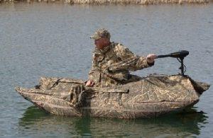 Csónak Ukrajna egy személy