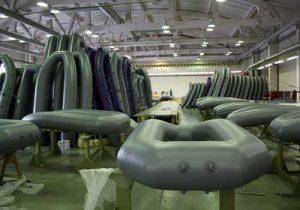 Ukrajnai gumicsónak gyár