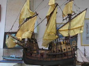 hajó típus csónak