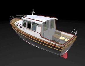 Hajó és csónak modell típus